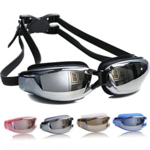 Adjustable Swimming Goggles Adult Professional