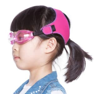 TFY Swimming Goggles with Adjustable Strap for Kids