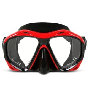 Enkeeo swim goggle with nose mask